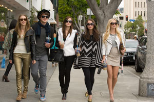 The bling ring de Sofia Coppola