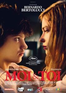 affiche de Moi & Toi de B Bertolucci