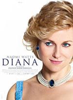 L'affiche de Diana d'Olivier Hirschbiegel