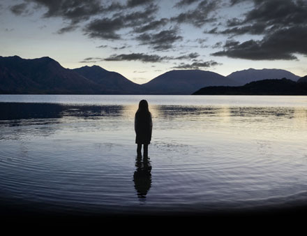 Top of the lake de Jane Campion