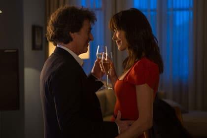 François Cluzet et Sophie Marceau dans Une rencontre de Lisa Azuelos