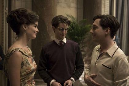 Charlotte Le Bon, Pierre Niney et Guillaume Gallienne