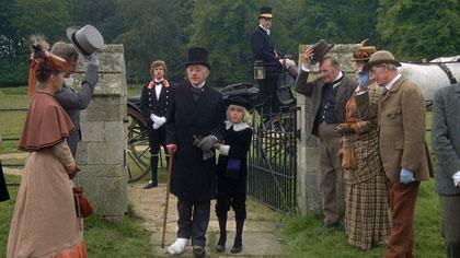 Le petit Lord et son grand-père Fauntleroy