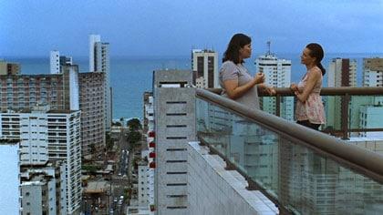 veronica et une amie à Recife