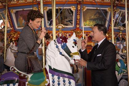 Emma Thompson et Tom Hanks Dans l'ombre de Mary