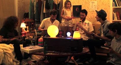 Une soirée créative chez Leeward (Dustin Guy Defa)