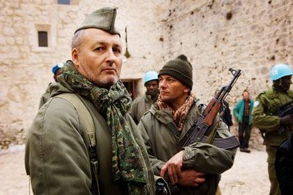La milice bosniaque, après la guerre de Bosnie