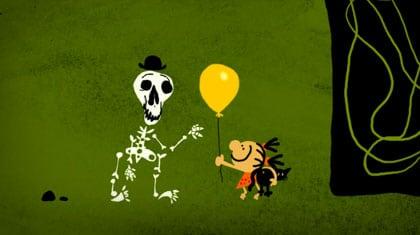 Le petit squelette