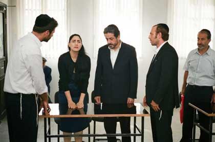 Le procès de Viviane Amsalem de R et S Elkabetz