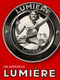 Brochure de matériel Lumière