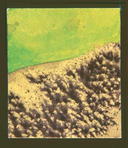 Un tableau peint par Michelangelo Antonioni - Expo Aux origines du pop