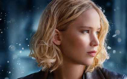 Jennifer Lawrence - les 8 temps forts de 2015