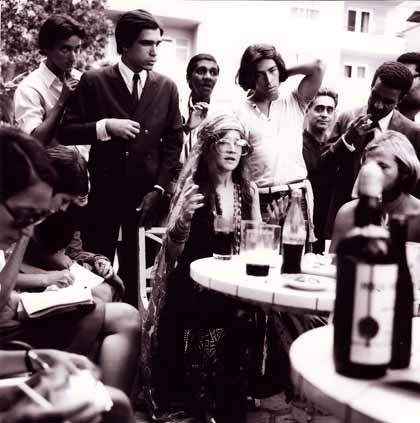Janis Joplin, star au Brésil