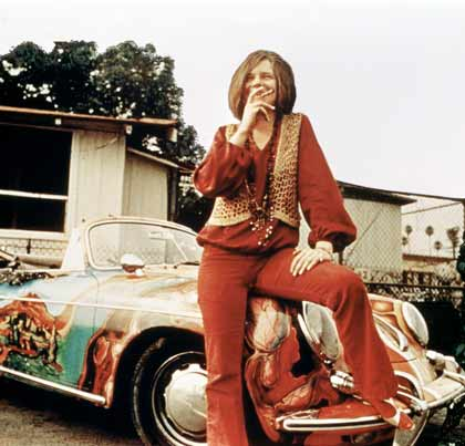 Janis Joplin, une icône seventies