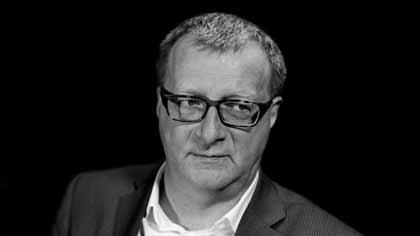 Jean-François Rauger, directeur de la programmation de la Cinémathèque Française
