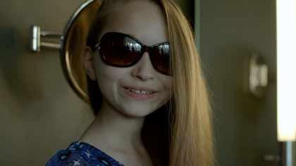 Nastasjia Sojcher dans Je veux être actrice
