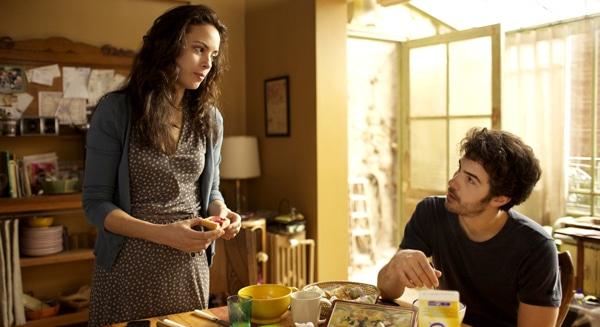 Berenice Bejo et Tahar Rahim dans Le passé