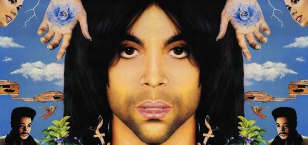 Graffiti Bridge de et avec Prince