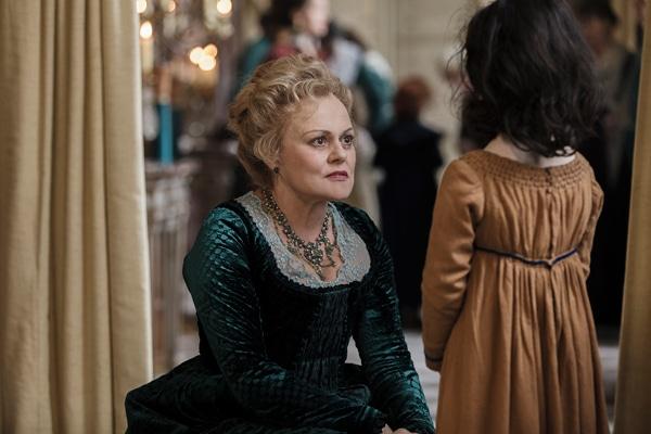 Muriel Robin et Caroline Grant dans Les malheurs de Sophie