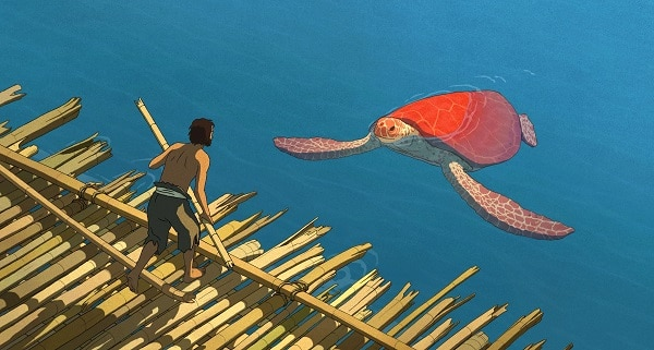 La tortue rouge de Michael Dudok - Un certain Regard - reprises de Cannes 2016