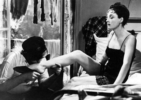 Arletty dans Hotel du Nord de Marcel Carné in Voyage dans le cinéma français de Bertrand Tavernier