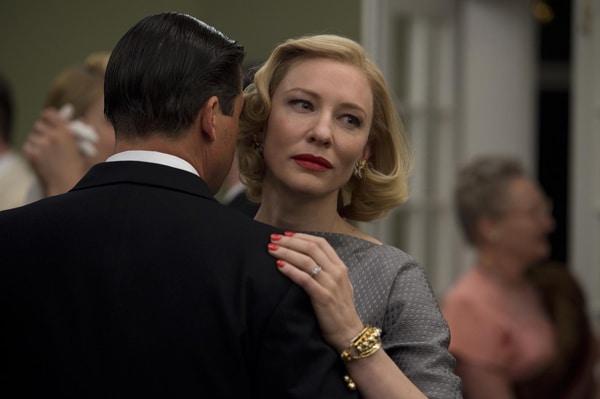 Cate Blanchett de Carol - les tops de Diastème