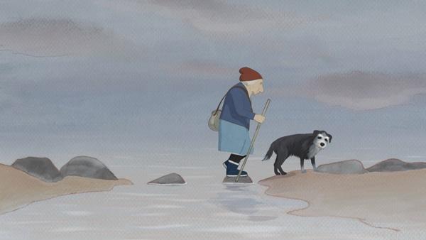 Louise en hiver de Jean-François Laguionie