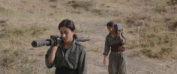 Terre de roses - Cine-Woman