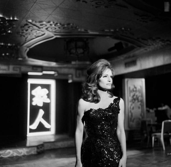 L'exposition Dalida - Cine-Woman